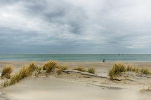 Zand, zee en duin van Mark Bolijn