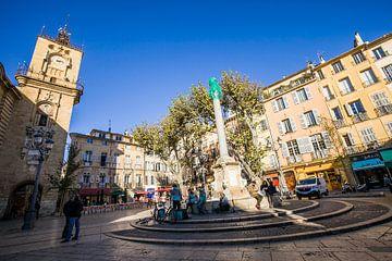 Aix-en-Provence, Frankrijk von Rosanne Langenberg
