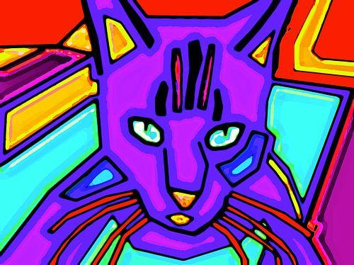 Andy Warhols Kat