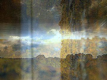 Wolkenbruch von Anita Snik-Broeken