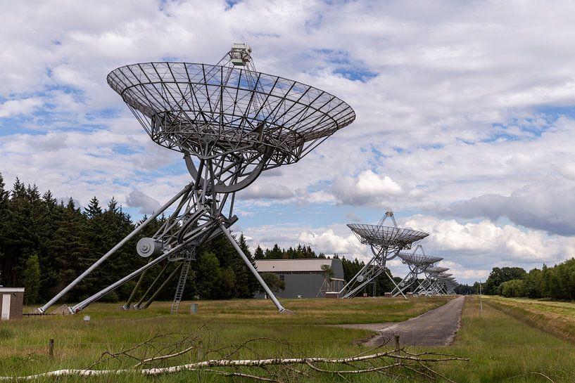 Westerbork Radio-Observatorium von Sander de Jong
