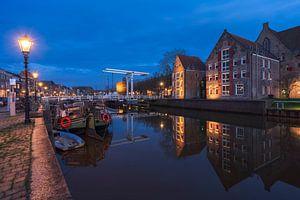 Blaue Stunde Zwolle
