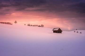 Winterlandschaft von Markus Stauffer