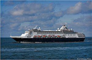 Cruisseboot de Rotterdam