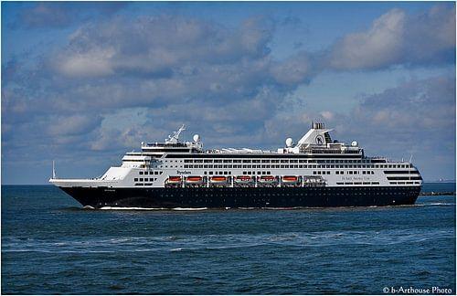 Cruisseboot de Rotterdam van