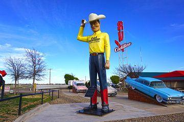 Cadillac Ranch Rv Park Amarillo van Tineke Visscher