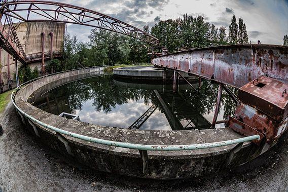 Landschaftspark, Duisburg van Eddy Westdijk