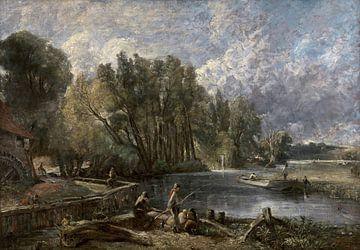 Stratford Mill, John Constable