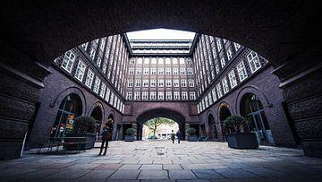 Hamburg - Chilehaus von Alexander Voss