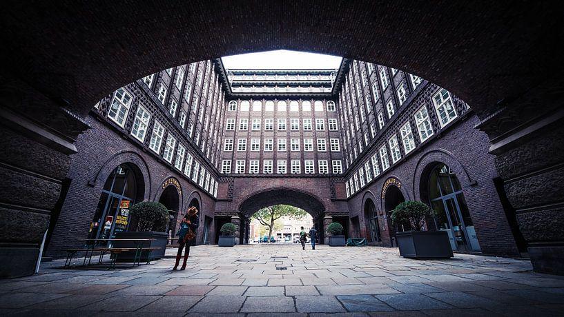 Hamburg - Chilehaus van Alexander Voss