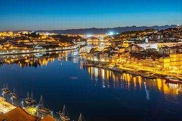 Porto, Portugal van Peter Schickert