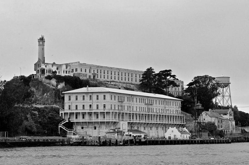 Alcatraz-Gefängnis - San Francisco, Amerika von Be More Outdoor