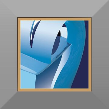 Blauw2 von Robert Smink