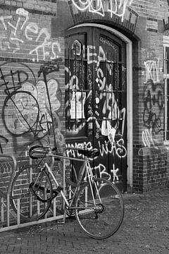 Hoeken in Amsterdam van Lisa Becker