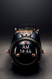 1946 Morgan F-Super Three Wheeler.