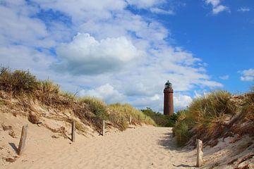 Strandaufgang am  Weststrand von Ostsee Bilder