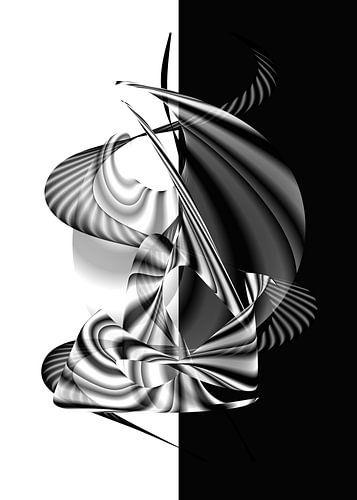Black and White - Design van Dagmar Marina