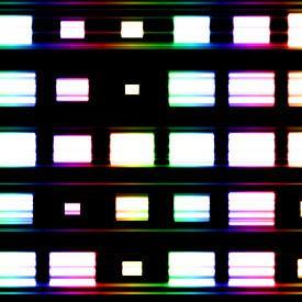 Spectral Windows van Oliver P_Art