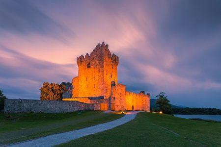 Ross Castle von Henk Meijer Photography