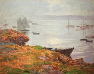Landschaft, Edward Henry Potthast