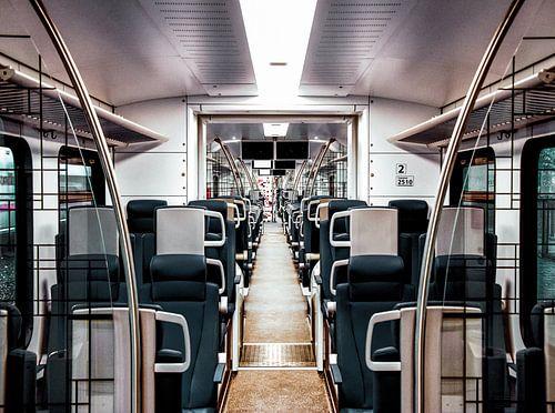 Dutch Train von Jesse Wilhelm