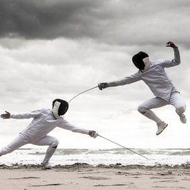 Fencing 1 sur Irene Hoekstra