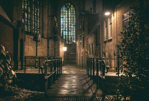 Achter de St. Janskerk