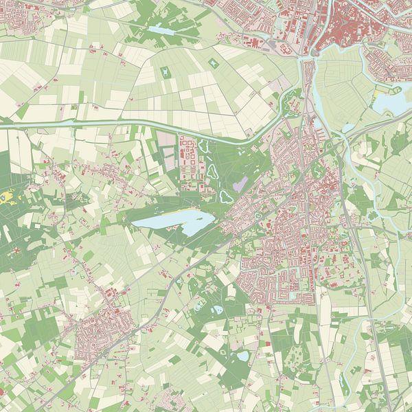 Kaart vanVught