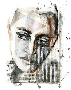 Nachdenklich von ART Eva Maria