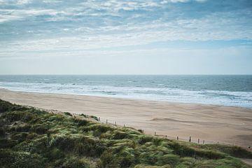 Nederlandse kust van Jan Willem De Vos