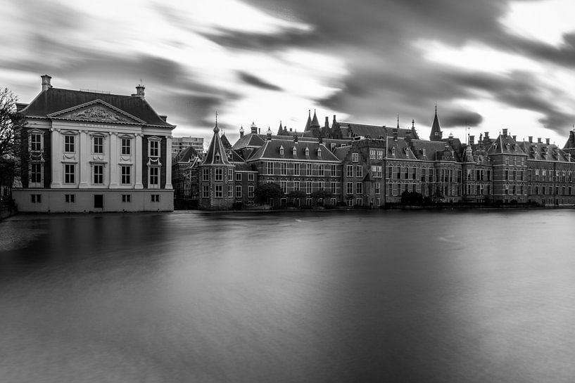 Den Haag - De Hofvijver - 3 van Nuance Beeld