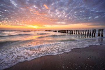 Zeeuwse kust van Thom Brouwer