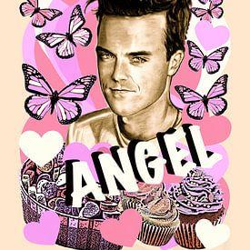 Angel Cupcake van Gitta Gläser
