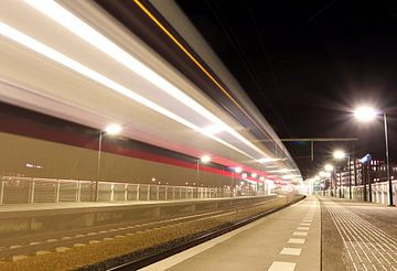 Treinstation Krommenie-Assendelft von Steijn Wullink