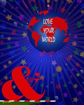 Hou van je wereld JM00118