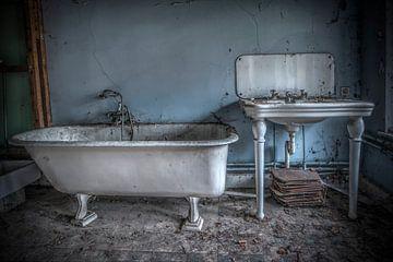 De badkamer van Gerben van Buiten