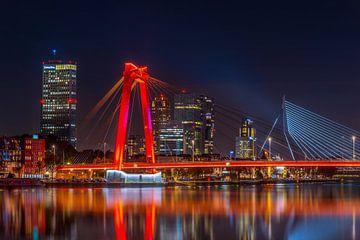 De bruggen van Rotterdam van Rob Bout