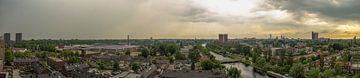 Skyline van Tilburg