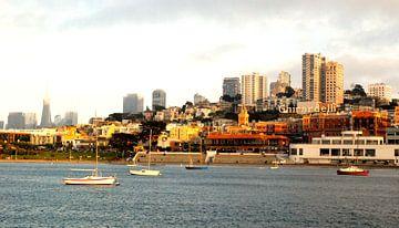 San Francisco, California van Samantha Phung