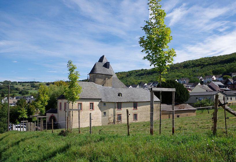 Trier: het kasteel van Irsch van Berthold Werner