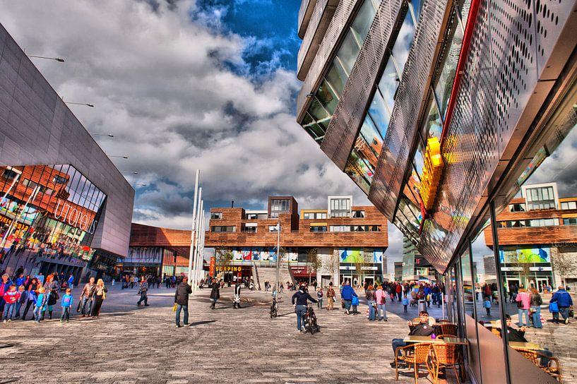 Almere Centrum van Brian Morgan