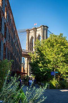 pont de Brooklyn sur John van den Heuvel