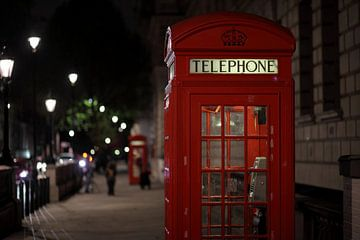 Telephone booth van Joost Hinderdael