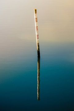 Hoe hoog staat het water van Petra Brouwer