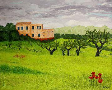 Mallorca van Andrea Meyer