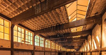 Fabriekshal sur Alex Dallinga