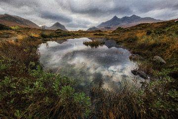 Isle of Skye von Digitale Schilderijen