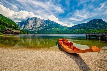 Österreich mehr in den Bergen von Kevin Baarda