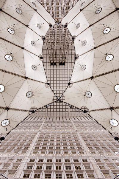 Abstract Architecture van Studio voor Beeld