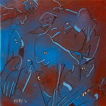 """""""Dromerij"""" van Mary Pedersen"""